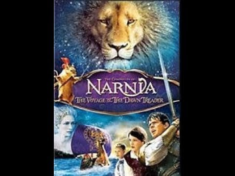 Opening To The Chronicles Of Narnia:The Voyage Of Dawn Treader 2011 DVD (2014 Reprint)