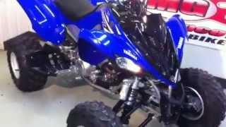 7. Yamaha Raptor 700 R 2011