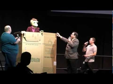 Gary Gnu's Comeback Show Anthrocon 2012