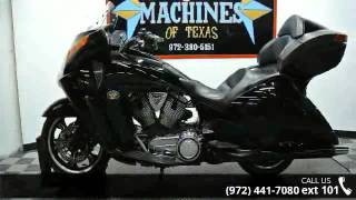 3. 2012 Victory Vision Tour  - Dream Machines of Texas - Far...