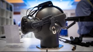 Hands-On: TPCast Wireless VR for HTC Vive