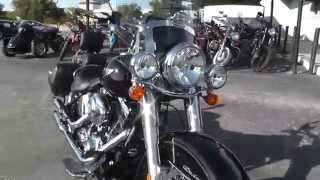 6. 050029 - 2012 Harley Davidson Softail Deluxe FLSTN - Used Motorcycle For Sale