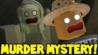 Roblox | MURDER MYSTERY | WE FOUND A GHOST!?!