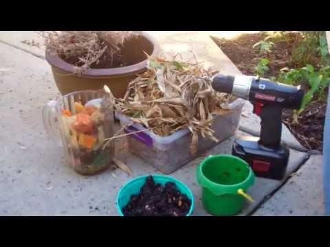 How to start a DIY worm compost for $35