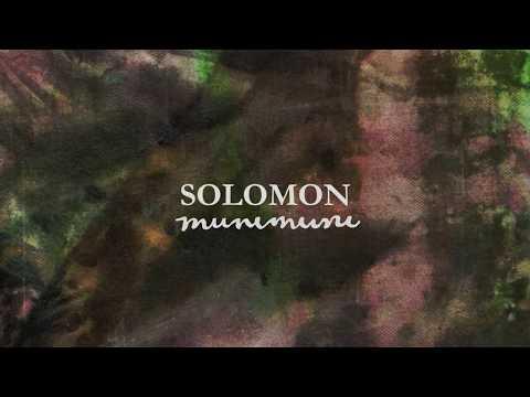 Munimuni - Solomon (feat. Clara Benin | Official Lyric Video)