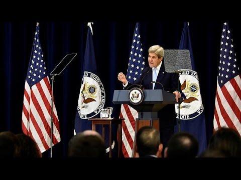 Τζον Κέρι:Το Ισραήλ θέτει σε κίνδυνο την ειρηνευτική διαδικασία με τους Παλαιστινίους