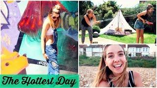 Video THE HOTTEST DAY MP3, 3GP, MP4, WEBM, AVI, FLV November 2018
