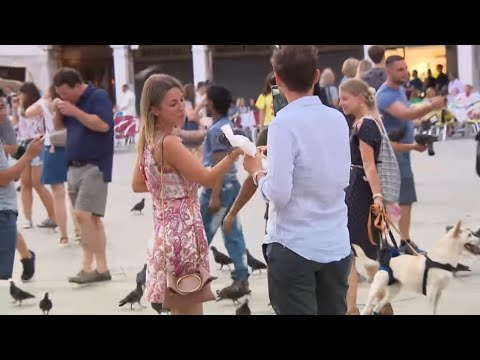 Venedig will von Touristen Eintritt verlangen