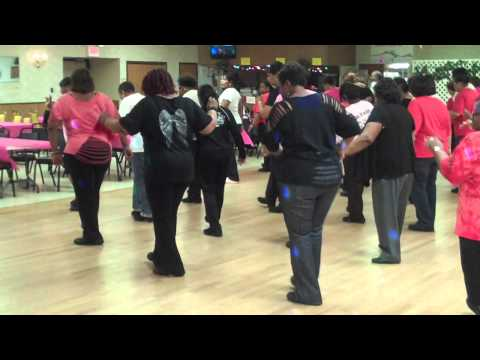 &#8220;Let&#8217;s Get It Poppin&#8217;&#8221; Soul Line Dance