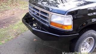 Bronco Bumper & Ford F150 Bumper