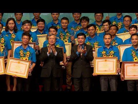 Trao Giải thưởng Nguyễn Đức Cảnh lần thứ III, vinh danh 70 cá nhân tiêu biểu