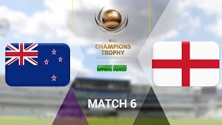 """ICC CHAMPIONS TROPHY 2017 GAMING SERIES - ENGLAND v NEW ZEALAND - GROUP A MATCH 6 (DON BRADMAN CRICKET 17, FULL 1080P HD, 30FPS, XBOX ONE S)Check out the Champions Trophy 2013 Gaming Series playlisthttps://www.youtube.com/playlist?list=PLdKwevnrzNGy2Jax2seo6LK0hiYjwt1PKICC Champions Trophy 2017 FixturesMatch 1 - England v BangladeshMatch 2 - Australia v New ZealandMatch 3 - South Africa v Sri LankaMatch 4 - India v PakistanMatch 5 - Australia v BangladeshMatch 6 - England v New ZealandMatch 7 - Pakistan v South AfricaMatch 8 - Sri Lanka v IndiaMatch 9 - New Zealand v BangladeshMatch 10 - England v AustraliaMatch 11 - India v South AfricaMatch 12 - Sri Lanka v Pakistan Semi Final GA1 v GB2Semi Final GB1 v GA2Final TBD v TBD*Warning: The following is a gameplay from the video game """"Don Bradman Cricket 17"""" for the ps4, Xbox one s and pc. It is by no means actual highlights of the ongoing event """"""""ICC Champions Trophy 2017""""  My gaming setuphttps://www.elgato.com/en/gaming/game-capture-hd60http://store.steampowered.com/app/464850/Don_Bradman_Cricket_17/http://www.vegascreativesoftware.com/ca/vegas-pro/Like me on Facebookhttps://www.facebook.com/PGEHamzah/?ref=bookmarksBe sure to message me any important questions onto there.Comment who you think will win the ICC Champions Trophy 2017 Gaming Series.Be sure to subscribe to join the PGE Army!"""