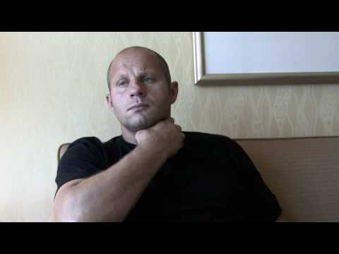 Exclusive Fedor Emelianenko Interview Talks MMA Career and Childhood