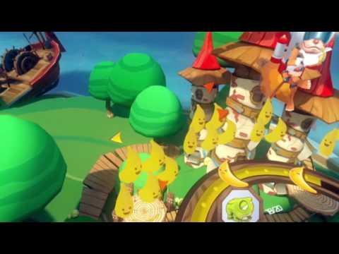 Ace Banana - Bande-annonce du jeu PSVR