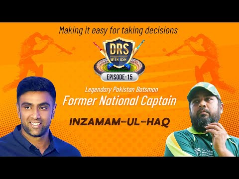 'Knowledgeable Chennai Crowd made us feel like playing at home' - Inzy Bhai | DRS with Ash | E15