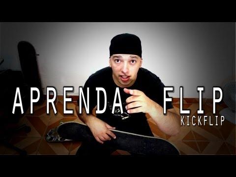 flip - Gostou? Like pra fortalecer ai !!! fav. Valeu! Aprenda o flip com as dicas ai! http://www.facebook.com/rodfilmestv (how to kickflip)