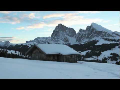 Alpe di Siusi StopMotion