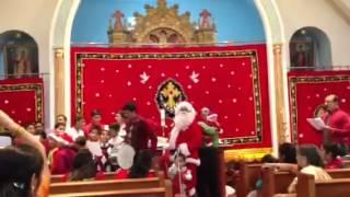 Xmas St Mary's Lynbrook 2013