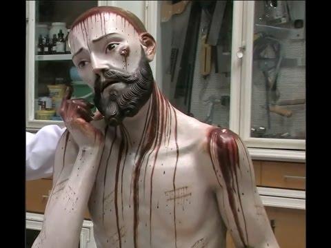 VÍDEO: Restauración y hallazgos en torno a la escultura del Señor de la Paciencia