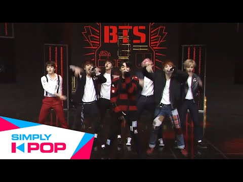 Video Simply K-Pop - BTS(방탄소년단) _ War of Hormone(호르몬 전쟁) download in MP3, 3GP, MP4, WEBM, AVI, FLV January 2017