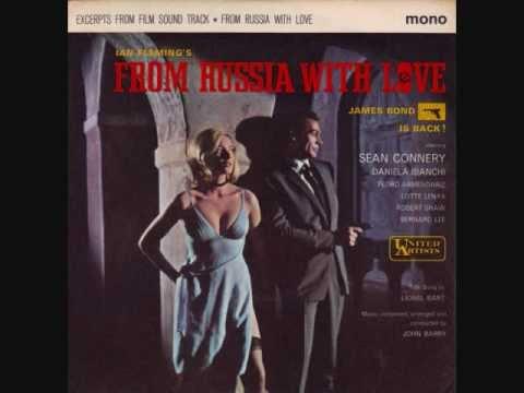 Tekst piosenki John Barry - Opening Titles: James Bond Is Back po polsku