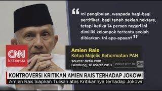 Video Kontroversi Kritikan Amien Rais Terhadap Jokowi MP3, 3GP, MP4, WEBM, AVI, FLV Desember 2018