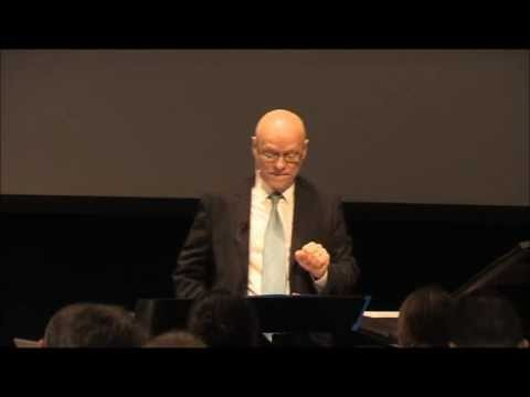 Bach, simplicity, diversity & The Trinity - 2010 New College Lectures Highlights