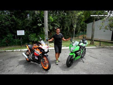 Kawasaki Ninja 250SL VS Honda CBR 250R