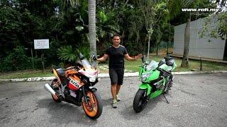 6. Kawasaki Ninja 250SL VS Honda CBR 250R