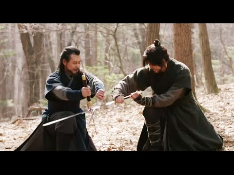 Moo Hyul VS Gil Sun Mi | Six Flying Dragons | Full Fight