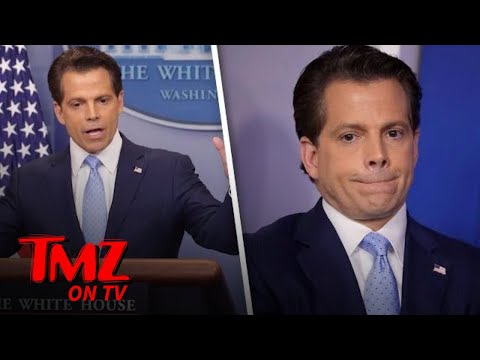 Anthony Scaramucci – The Movie?! | TMZ TV