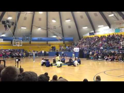 Prescott High School  Boys Varsity Basketball Dance