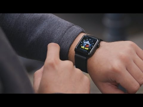 Обзор Apple Watch Series 2 — теперь с GPS