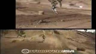 9. Motocross Test - 2007 Suzuki RM-Z 450