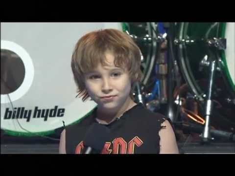 Jagger - (Act Starts at 1:15). 9 years old Rock drumming medley AGT Australia's Got Talent 2012 Semi Final night 1 Week 4.audition Copyright  2012 Seven Network Aust...
