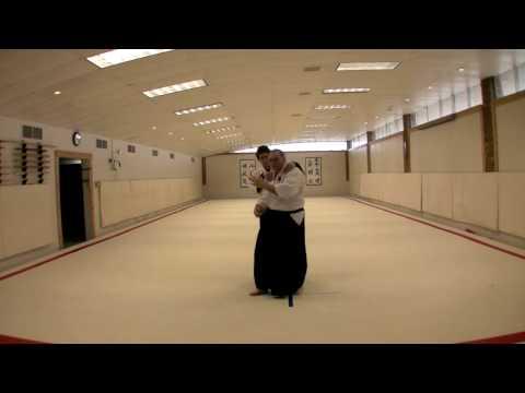 Ni kata - (Koryu Dai Ni) (9) with Nick Lowry