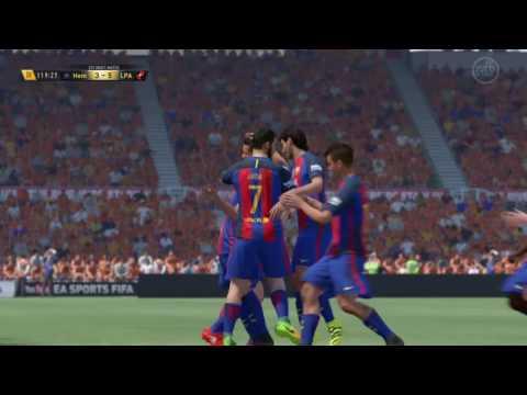 FIFA 17 -  My best goal so far