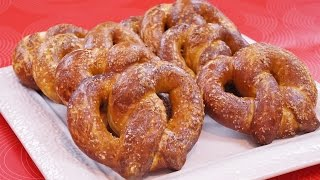 Soft Pretzels Recipe: How To Make Soft Pretzels From Scratch: Diane Kometa - Dishin With Di  # 152