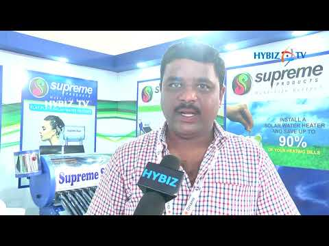 , Anil Kumar - Supreme Products -  RenewX 2018