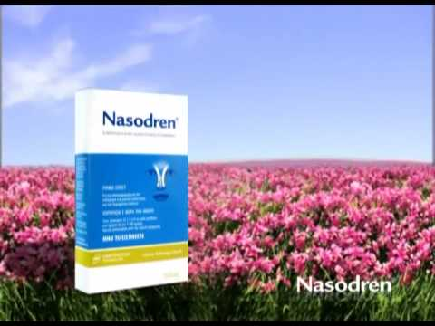 Nasodren Greek Commercial