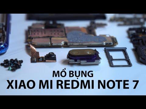 Mổ bụng Xiaomi Redmi Note 7 - Thời lượng: 4:17.