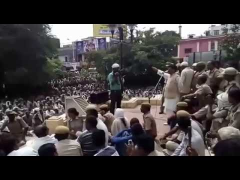 GOPAL RAI RKSP HUGE SPEACH RALLY