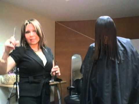 Corte de cabello para mujer 1