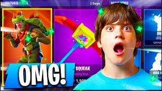Surprising Fans With FREE Legendary SKINS in Fortnite!! ( Fortnite Battle Royale )