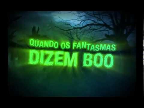 Chamada Cine Família - Scooby Doo (06/04/2013) - SBT