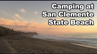 San Clemente (CA) United States  city photos gallery : San Clemente State Beach - California Camping