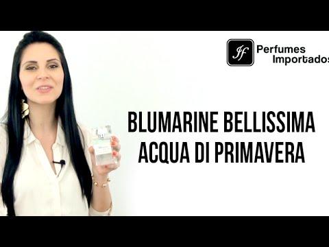 Perfume Blumarine Bellissima Acqua di Primavera Feminino - Eau de Toilette