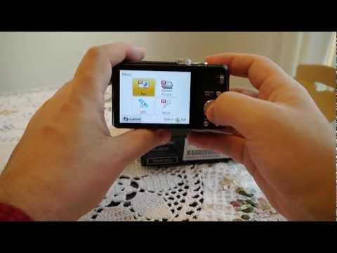 Panasonic Lumix DMC-ZS20/ TZ30 Unboxing Video Full HD 1080p