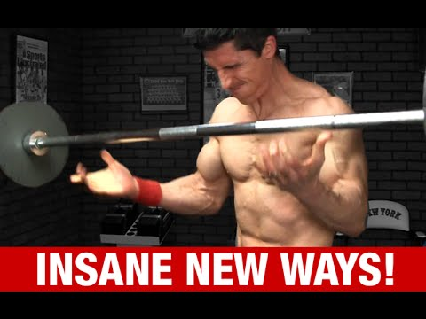 How to Build Muscle (THE ULTIMATE VIDEO!)