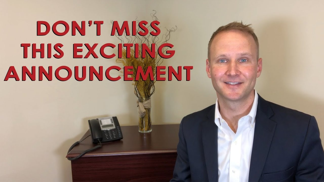 Exciting News From the Dave Hooke Team
